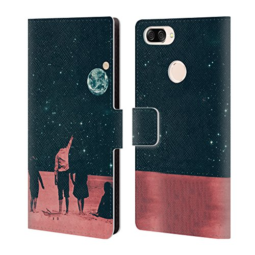 Case Official Mars Children Paula Book Zenfone Belle Wallet Surreal For Swirl 4 Cover Space Pro ZD552KL Leather Of Case Head Just Swirl Flores Selfie Swirl Designs 4qwnExZ