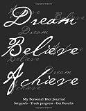 My Personal Diet Journal, Set Goals, Track Progress, Get Results, Spicy Journals, 1499621965