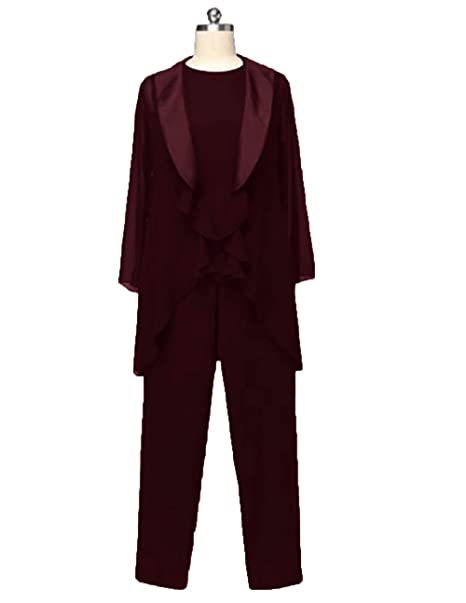 The Peachess Women S Dressy Pant Suits For Weddings Size 14 Amazon
