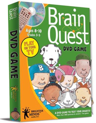 Brain Quest: Grades 3-5]()