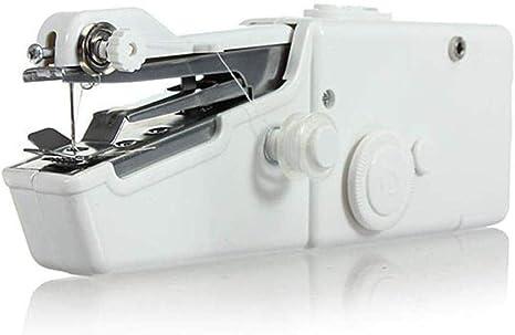 Yuaer Máquina de coser portátil de mano, máquina de coser ...