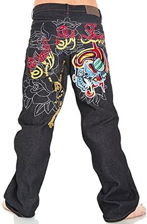 Amazon.com: Pizoff Men&39s Hip Hop Baggy Jeans Denim with
