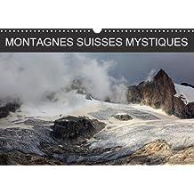 Montagnes Suisses Mystiques 2018: Moments Dans La Nature