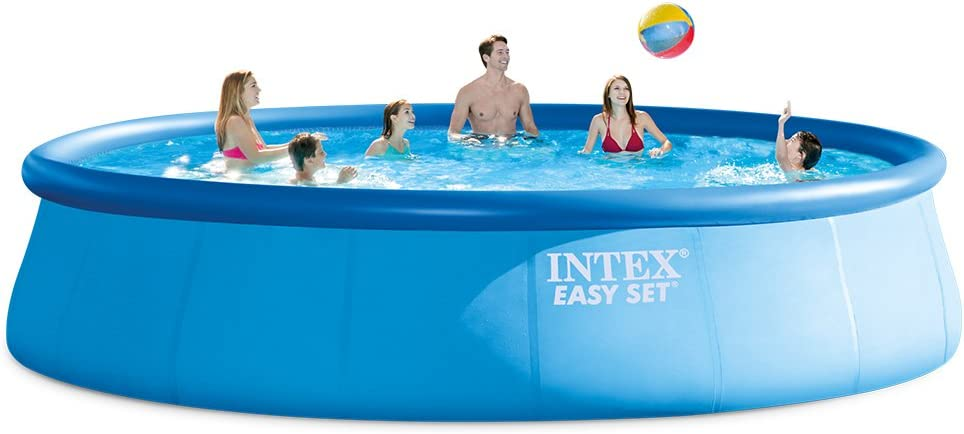Intex 18ft X 48in Easy Set Pool Set