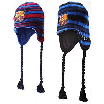 Gorro polar FC Barcelona peruano surtido  Amazon.co.uk  Office Products 09a6631fdcc
