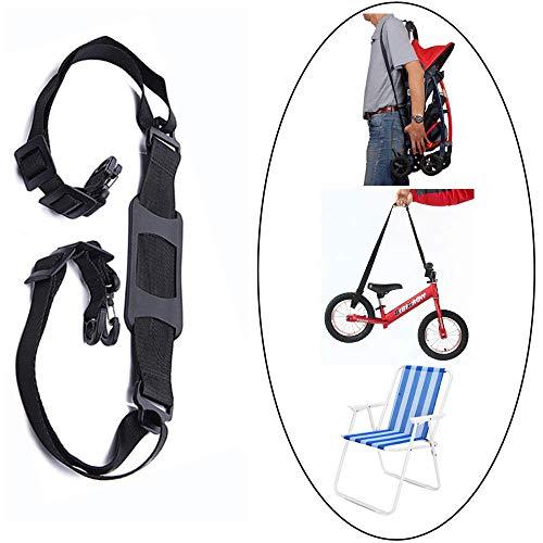 [해외]IHeth 캐리 벨트 휴대가 편리한 숄더 벨 드 일반 세 발 자전거 スケボ? 용 / iHeth Carry Belt Carrying Convenience For Shoulder Daverdo General Purpose Tricycle Skateboard