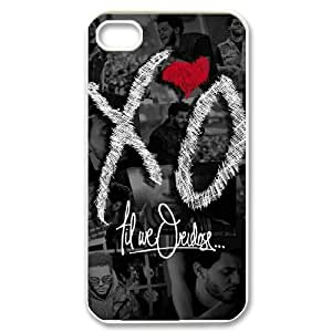 PCSTORE Phone Case Of The Weeknd XO for iPhone 4/4S