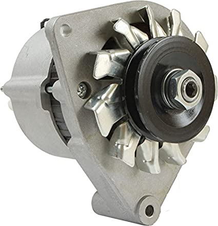 DB Electrical ABO0207 New Alternator For Allis Bpm Case Deutz Ihc Khd Vm Tractor, Deutz