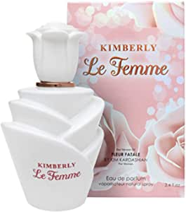 Mirage Diamond Collection Kimberly Le Femme EDP, 100 Milliliter