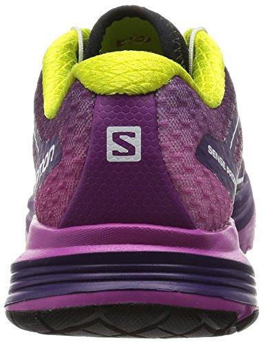 Salomon Sens Propulse Femmes Chaussures De Course - Ss16 Violet