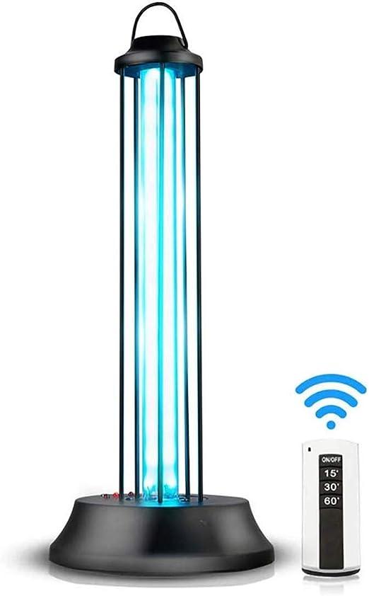 Per Auto Frigorifero Domestico Toilette Area Pet,With ozone,100W Lampada Per Sterilizzazione UV Lampada Antibatterica Ultravioletta Con Disinfezione Tubo Quarzo Ozono UV Portatile Disinfettante LED