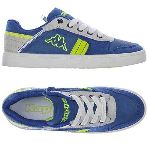 Sneakers - Valessia 2 Kid - Niños Blue Royal-Lime