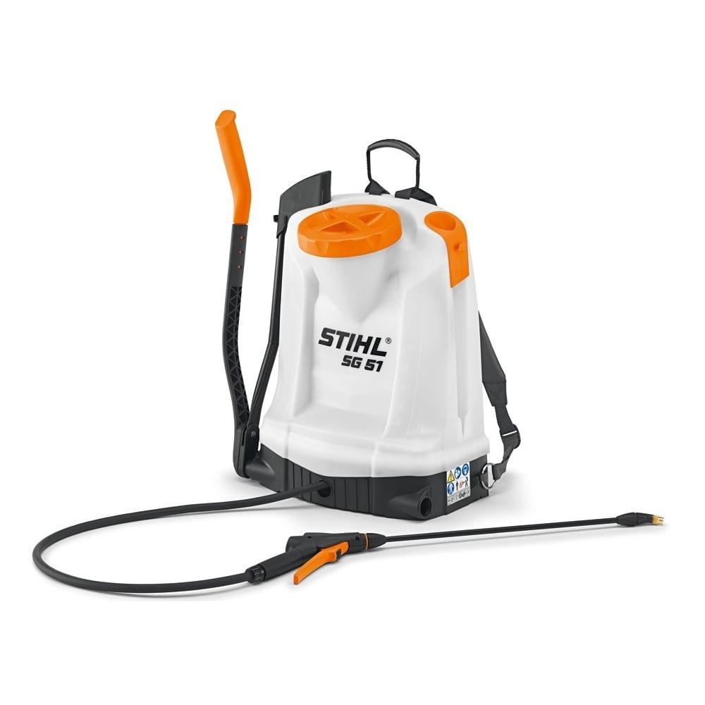 Rückentragbares Spritzgerät STIHL SG 51