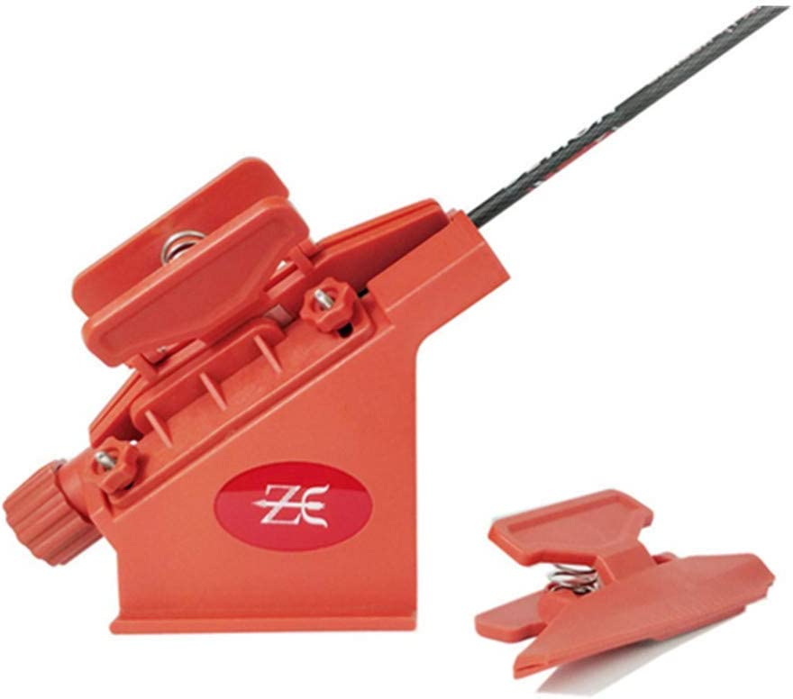 Archery Arrows Fletching Jig Adjustable Stainless Steel Vanes Stick Tool
