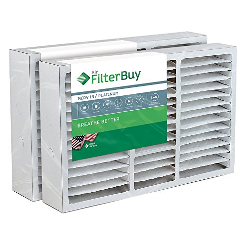 16x25x5 Electro-Air Replacement AC Furnace Air Filters - AFB Platinum MERV...