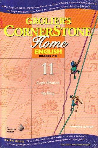 Grolier's Cornerstone English Grades 7-8 (Home, English 11)