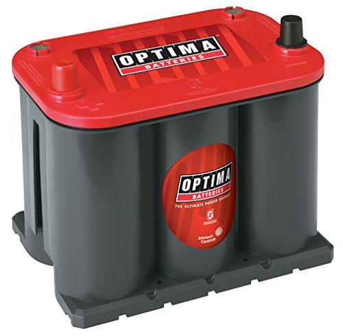 Optima Batteries 8025-160 25 12-Volt 720 CCA Red-Top Starting Car Battery