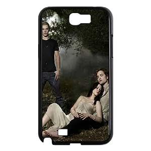 Twilight Samsung Galaxy N2 7100 Cell Phone Case Black