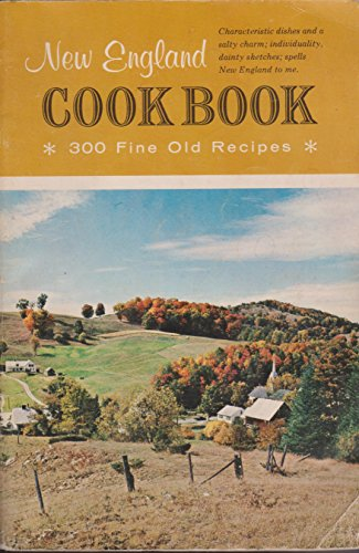 New England Cookbook of Fine Old Recipes