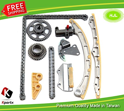 Timing Chain Kit Fit Honda Accord CRV Element 2.4 DOHC VTEC K24A1 K24A4 A8 w/Gears HJL