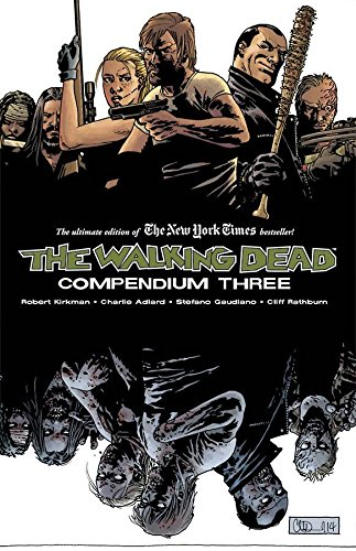 The Walking Dead: Compendium Three cover