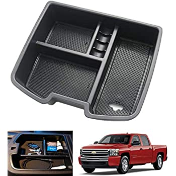 Amazon.com: SPAUTO Center Console Insert Organizer Tray ...
