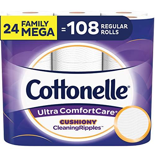 Cottonelle Ultra ComfortCare Soft