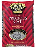 Precious Cat Classic Premium Clumping Cat Litter, 40 pound bag