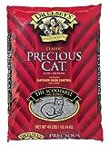 Precious Cat Classic Premium Clumping Cat Litter, 40 pound bag, My Pet Supplies