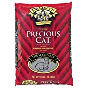 Precious Cat Classic Premium Clumping Cat Litter 40 pound bag