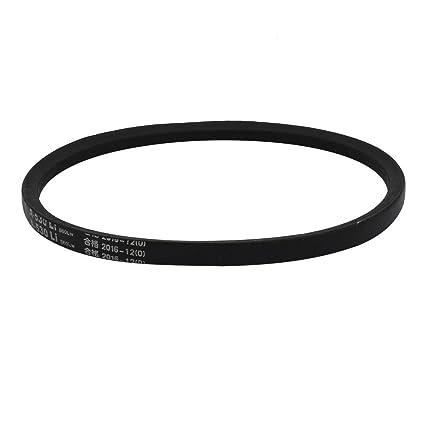 uxcell B43 Drive V-Belt Girth 43-inch Industrial Power Rubber Transmission Belt
