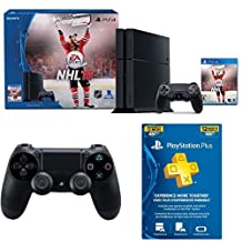500GB PlayStation 4 NHL 16 Edition Ultimate Online Gamer Bundle