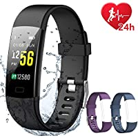IYOUND Fitness Tracker, Activity Tracker Watch Color...