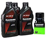 2013 Kawasaki NINJA 300 Oil Change Kit