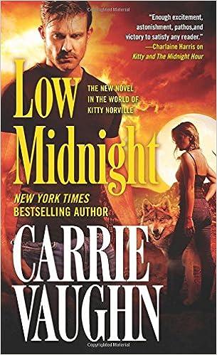 Amazon Low Midnight Kitty Norville 9780765368690 Carrie Vaughn Books