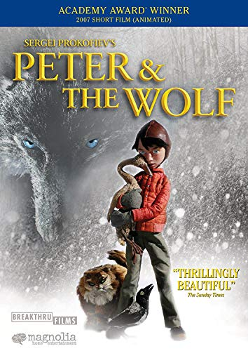 Peter and the Wolf (Peter And The Wolf Disney Cartoon Full)