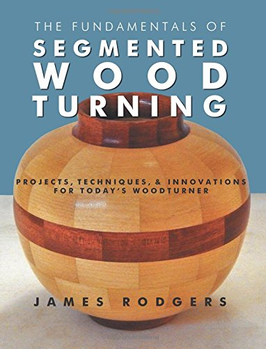 The Fundamentals of Segmented Woodturning: Projects, Techniques & Innovations for Today's Woodturner - Linden 12 Piece