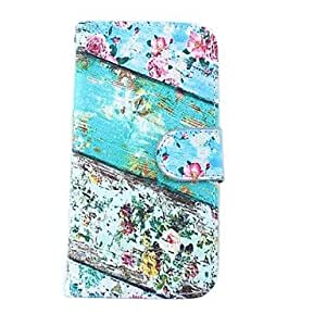 zxc Samsung Galaxy S5 Mini compatible Cartoon PU Leather/Silicone Cases with Stand