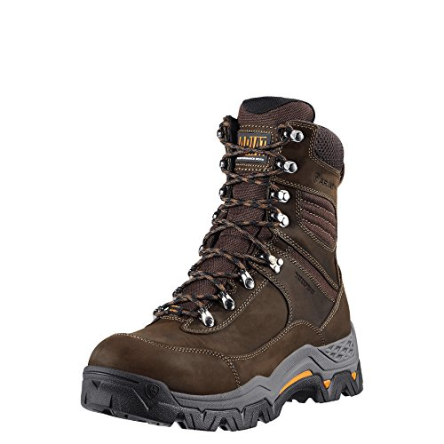 Ariat Workhog Trek 8in H20 Hiking Boot - Men's Oily Distress