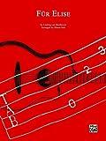 Fur Elise Guitar Tab, Beethoven, Ludwig van, Salz, Simon, 0898988888