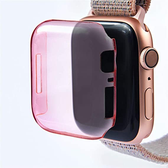 BATOP Apple Watch Screen Protector || Smart Watch Screen Skin Protector Cover for Apple Watch