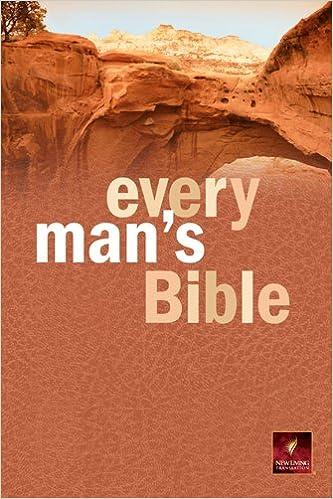 Every Man's Bible: New Living Translation