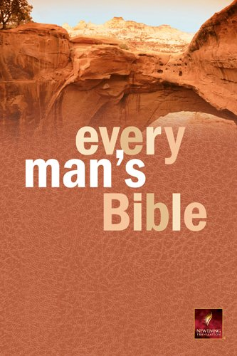 Download Every Man's Bible: New Living Translation (Every Man's Series) ebook