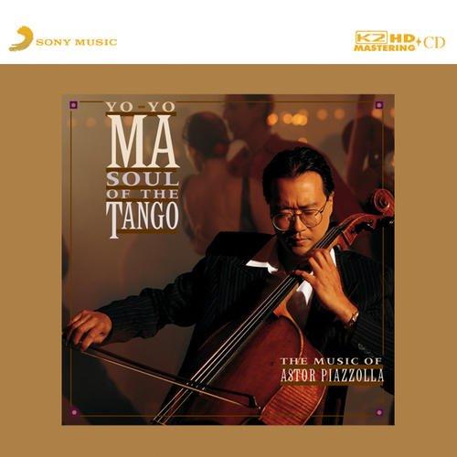 Soul Of The Tango (K2HD Master) -  Yo-Yo Ma, Audio CD