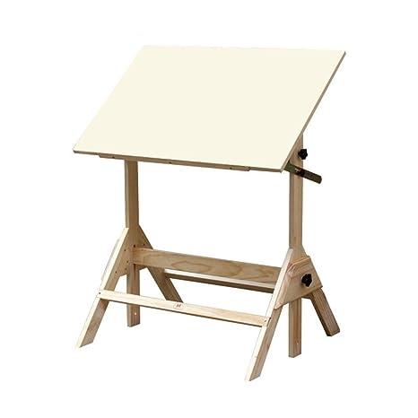CN Lazy Table- Students Sketch Drawing Board Escritorio en Rack ...