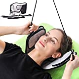 Neck Hammock, Warmhoming Hammock for Neck Pain Relief Portable Cervical Traction and Relaxation Device