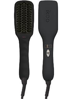 ikoo, cepillo alisador e-styler, beluga black