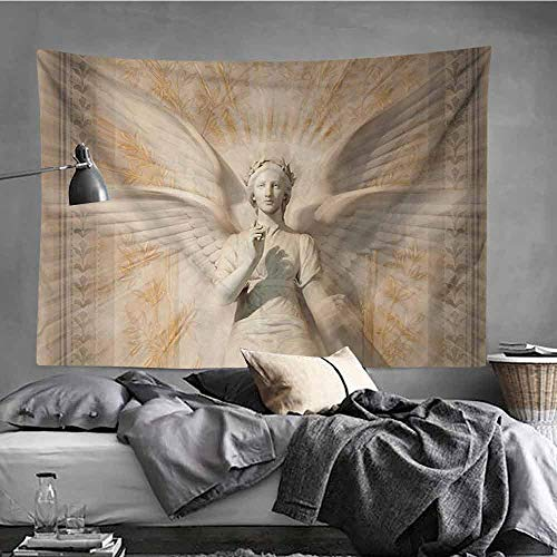 - AndyTours Rectangular Tapestry,Sculptures,Living Room Background Decorative Painting,60