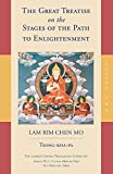 The Great Treatise on the Stages of the Path to Enlightenment, Tsong-kha-pa, 1559394439