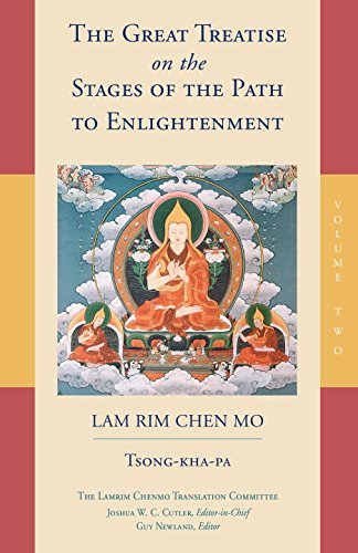 The-Great-Treatise-on-the-Stages-of-the-Path-to-Enlightenment-Volume-2-The-Lamrim-Chenmo